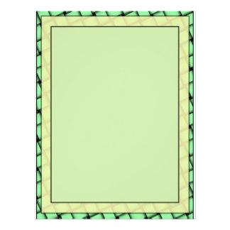 green Flyer Template SAmples
