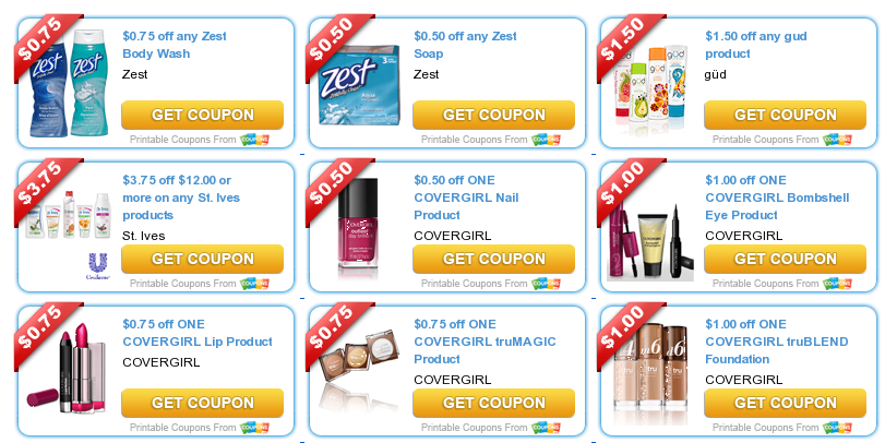 personal-care foundation makeup samples and coupons