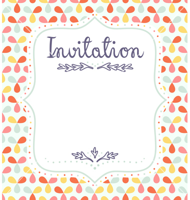Invitation Template  Free Invitation Templates