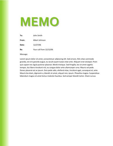 Memo Template Samples and Templates cy9Z9ZPz