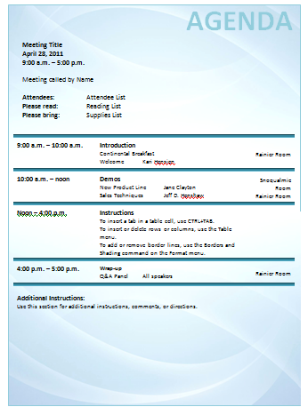 meeting-agenda-templates-docs