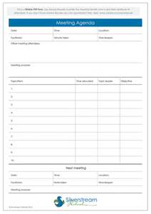 samples-business-agenda-templates