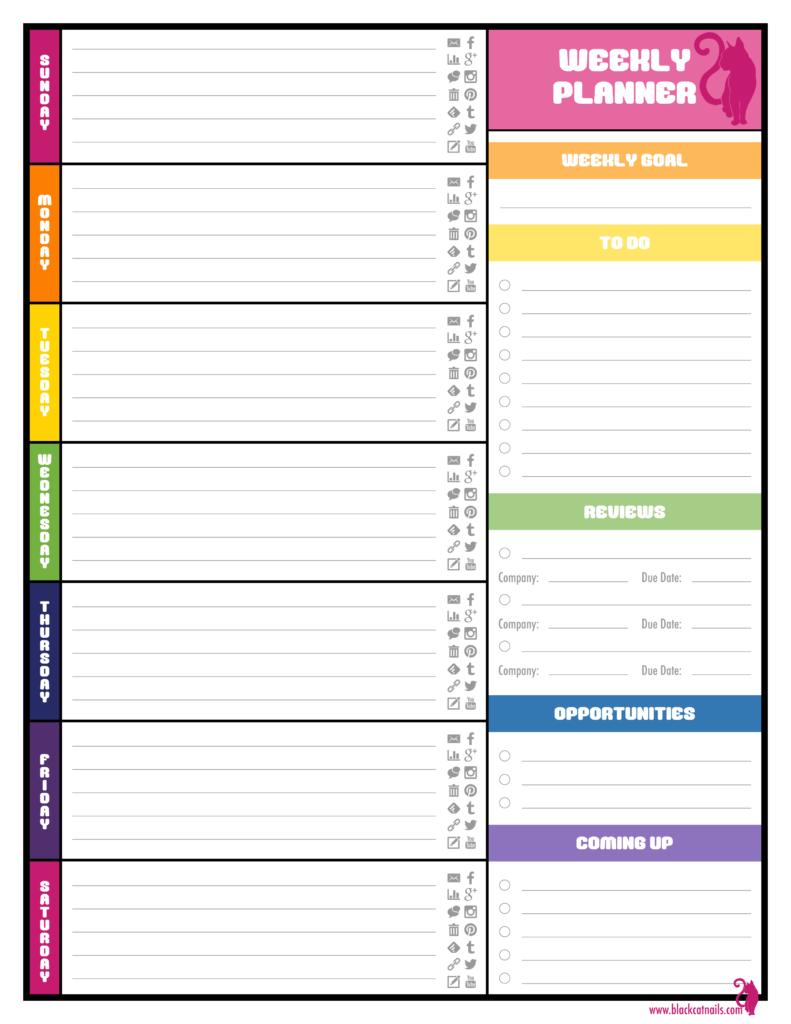 weekly-blog-websites-docs-planner