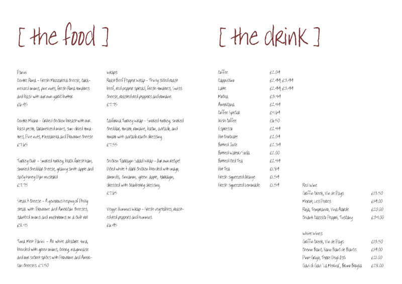 restaurant menu template microsoft word pacqco – How to Make a Food Menu on Microsoft Word