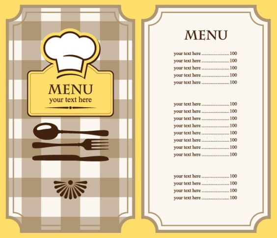 yellow-chef-restaurant-menu-template