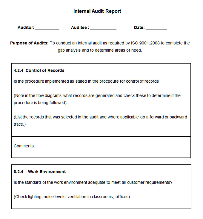 Fast Online Help   how to write audit report pdf