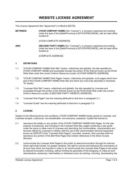 pdf business licensing requirements document templates