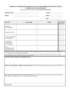physical-disabilities-chronic-health-impairments-instructional-support-planning-printables-template