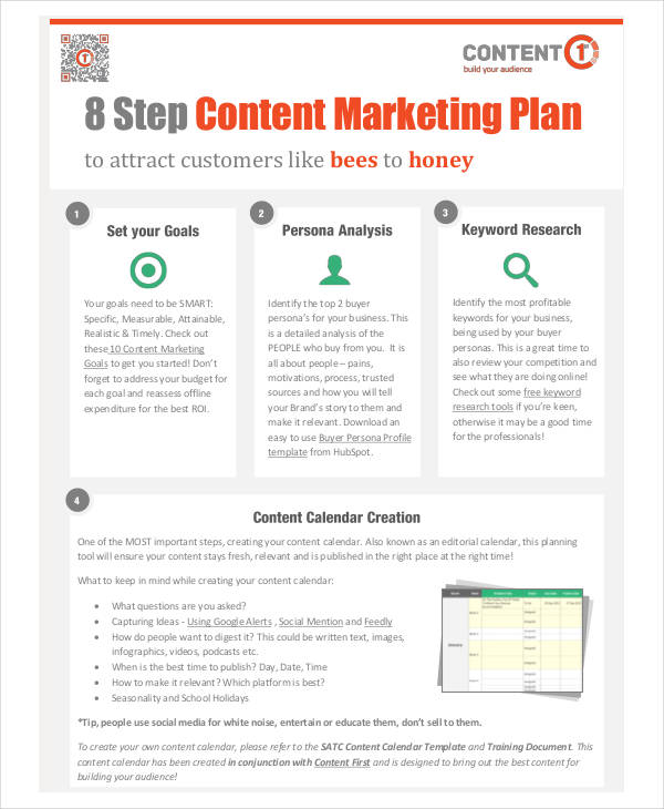 printable-doc-Free-Content-Marketing-Plan