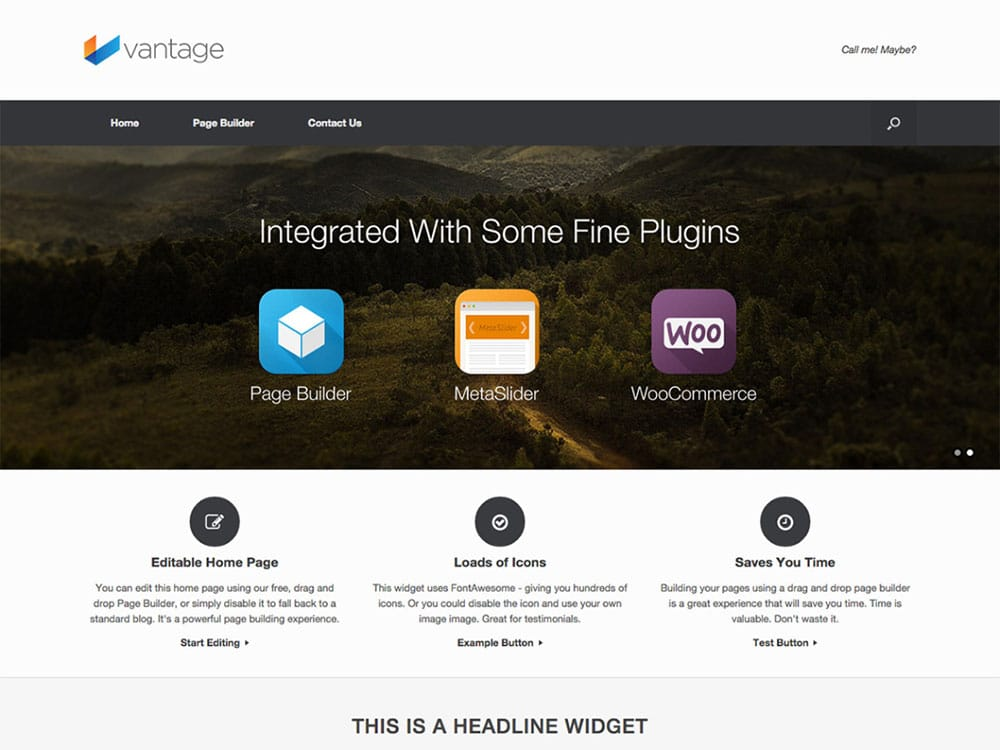 vantage-theme-word-press-themes-free