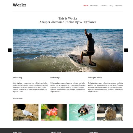 wordpress-blog-theme-sample-templates