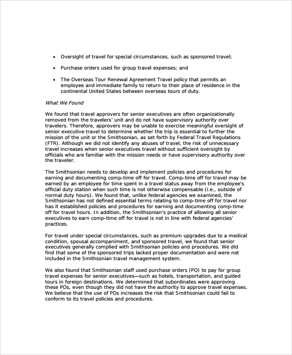 printable-word-doc-executive-travel-policy-template
