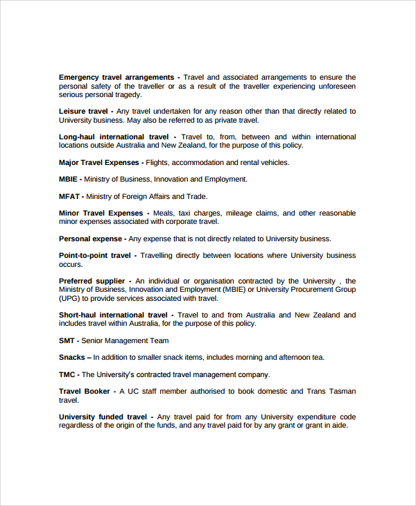 printable-word-doc-overseas-travel-policy-template