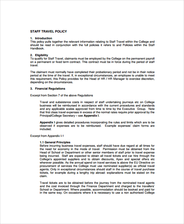 printable-word-doc-staff-travel-policy-template1