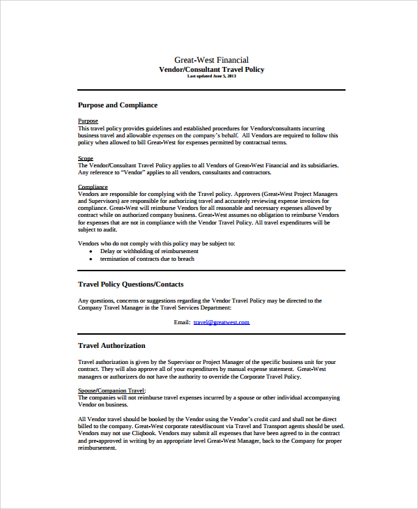 printable-word-doc-vendor-consultant-travel-policy-template