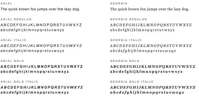 font-alternatives-business-card-font