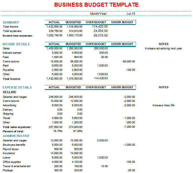 monthly-business-budget-format-with-charts