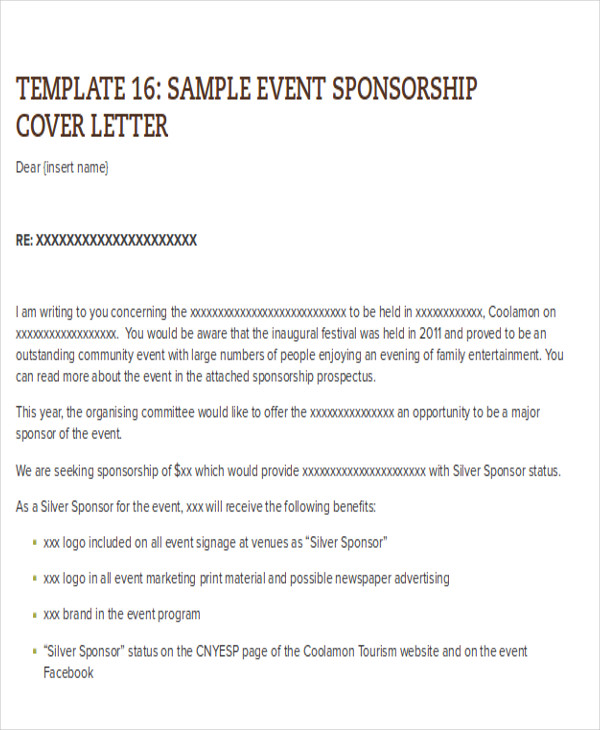 catering email template - 20 new proposal template designs samples and templates