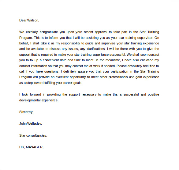 Proposal Letter Templates  Samples And Templates
