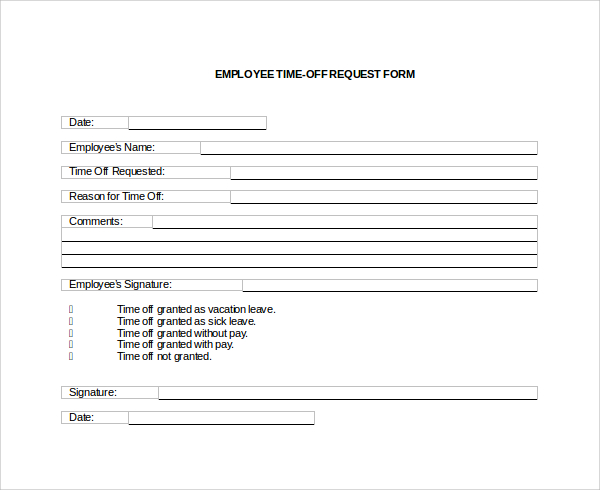 Printable-Doc-Time-Off-Request-Form-Doc