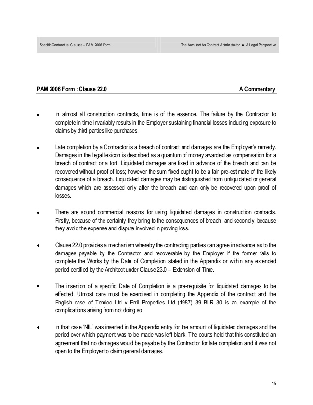 the-architect-as-contract-administrator-a-legal-perspective-presentation-paper-template