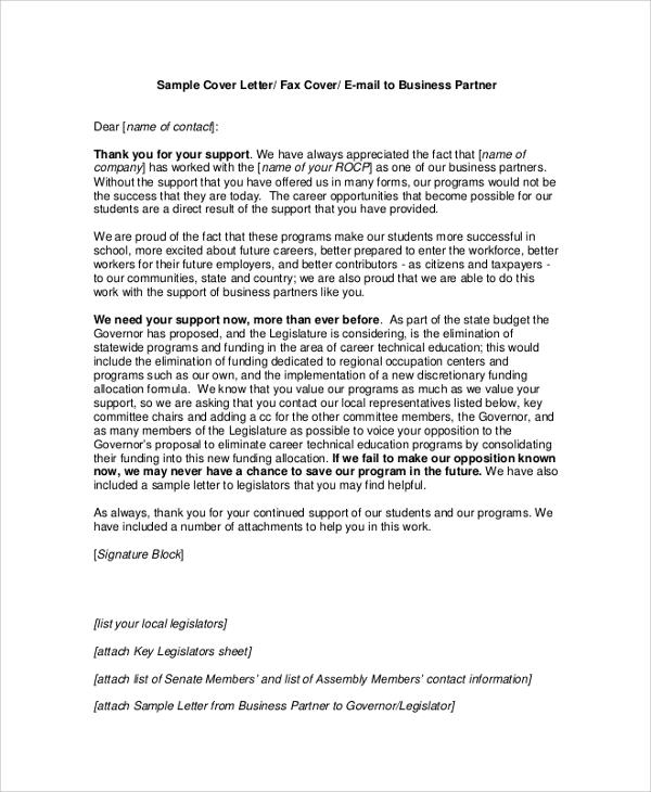 Thank You Letter For Business Partnership from www.samplesdownloadblog.com